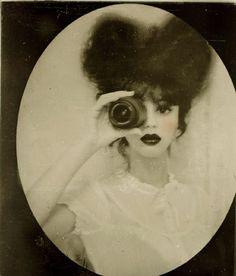 Inspirational Photography / Rimel Neffati on We Heart It Rimmel, Girls With Cameras, Photo D Art, Portraits, Illustrations, Vintage Beauty, Pretty Pictures, Fine Art Photography, Artistic Photography