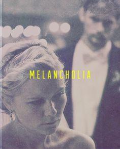 Melancholia. Beautiful film. Literally speechless.