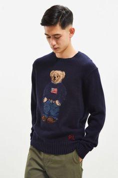 12d02d730760 Polo Ralph Lauren Bear Sweater