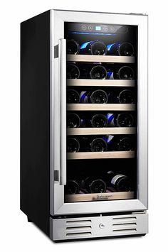 Without a doubt the Kalamera 30 bottle Wine refrigerator provides some of the best value  sc 1 st  Pinterest & 28 best Wine storage images on Pinterest | Wine bottle storage Wine ...