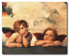 Simply Awesome! This beautiful little angel's wall poster will bring a sense of religious accents on your wall. This wall poster look gorgeous and you will definitely love this poster at every moment you look at it. This poster depicts the image of two little angels sitting together and thinking about something which is sure to grab lot of attention. It will be a perfect addition to any space and goes well with all decor style. Get up, order this wonderful poster today and enjoy your…