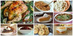 Your Low Carb, Gluten Free Thanksgiving Table | Peace Love and Low Carb