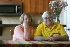 Love and humor help two slide survivors bear their losses | HeraldNet.com - Local news