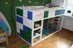 Legosäng - Ett inredningsalbum på StyleRoom av lilldonten English directions in comments