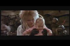 David Bowie in Labyrinth - Magic Dance