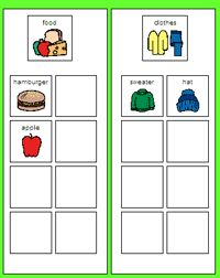 Basic Concepts Visuals/Schedules from a brilliant website. LOTS of FREE resources