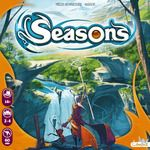 Seasons - in which you build up a deck of awesome powers until you have the most crystal power of all your friends. The cute cat and bunny art takes the edge off the evil that you must do to get ahead. Good times for when you have a couple of hours to kill.