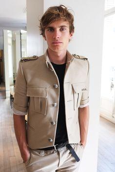 Cool military-ish jacket