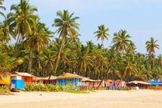 10 Top Destinations that Capture India's Diverse Charm: Beaches: Goa