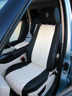 PVC and Polyester Seat Cover with Laminated sponge Not suitable ... : quilted car seats - Adamdwight.com