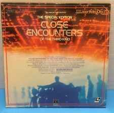 CLOSE ENCOUNTERS OF THE 3RD KIND (Laserdisc-Collector's Ed.) WIDESCREEN PG Rate
