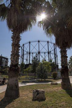 Technopolis, Gazi, Athens by Thomas Mulchi on 500px