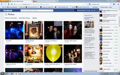 Alot of the photo's I take are for venues such as Attica, these photos are uploaded to their Facebook page. So for me this reperents myself as my work is showcased here.