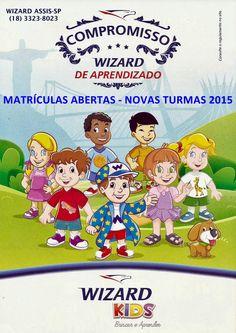 WIZARD ASSIS - Escola de Idiomas: O JEITO DIVERTIDO DE SEU FILHO APRENDER A FALAR IN...