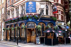 London Pub   Flickr - Photo Sharing!