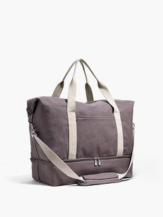 Side - The Catalina Deluxe - Washed Canvas - Thistle - Weekender - Lo   Sons eeb1ae77fa