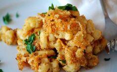 Oven Baked Macaroni & Cheese