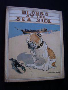 Illustrated Dog Story Book By VERNON STOKES by WORLDOFTAMBERSHOV