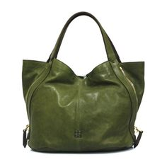 Givenchy Tinhan Medium Bag - Polyvore - have I mentioned my love for all things olive?!  yum!