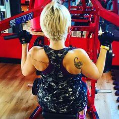 Oh! Yes! Fight! #back #fit #fitgirl #fitness #gym #gymlife #getfit #workout #backpacker #trainhard #fight #bebetter #imsohappy #keepfighting #trening #plecy #siłownia #walcz #taktrzymać #motivation  #motywacja #bestrong #girl #instagirl #polishgirl