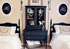 Guest Bedroom Before & After with Craigslist Furniture - hapints@gmail.com - Gmail