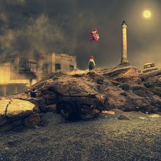Photo The light at the end of the world by Caras Ionut on 500px