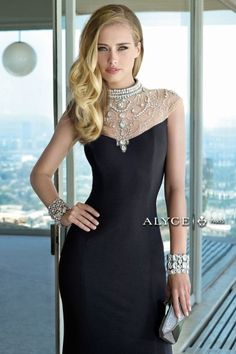Alyce Paris | Prom Dress Style #6394 Full View