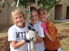 Project Learning Tree has tons of activities for educators in the classroom to teach kids about trees, nature, and the environment