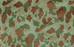 first American attempt at printed camouflage uniform came in Duck Hunter… Camouflage Suit, Camouflage Patterns, Military Camouflage, Marine Raiders, Camo Wallpaper, Jungle Pattern, Camo Outfits, Military Diorama, Green Backgrounds