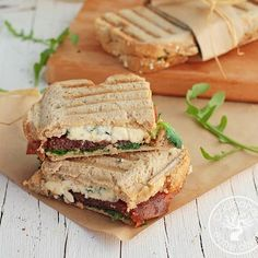 16 Delicious sandwich recipes so easy that you won& believe it - Sándwiches - Easy Cooking, Cooking Recipes, Healthy Recipes, Easy Recipes, Food Porn, Brunch, Deli Food, Good Food, Yummy Food
