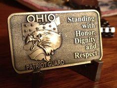 Ohio's Challenge Coin