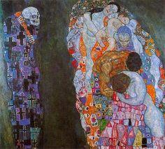 The Artworks of Gustav Klimt