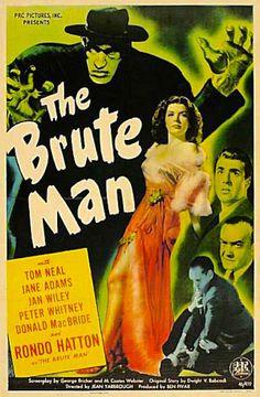 The Brute Man (1946)