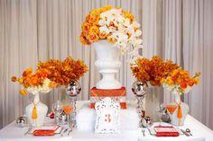decoração de casamento cor chá e amarelo - Pesquisa Google