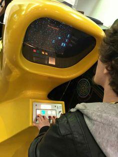 Computer Space arcade game
