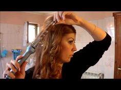 Tuto coiffure n°12: chignon mariage ou soirée à faire soi-même à la maison - YouTube