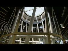 Strong video explains the concept and structure behind Toyo Ito's Sendai Mediatheque
