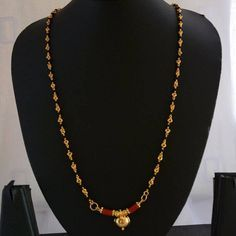 15 Traditional Long Mangalsutra Designs for Womens