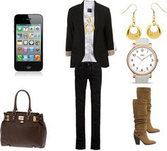 """Outfit for work"" by annekesguidetostyle on Polyvore"