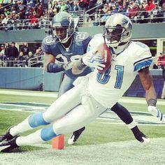 Calvin Johnson - Detroit #Lions
