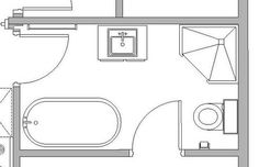 flat on pinterest floor plans bathroom layout and master bathrooms