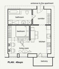 Стильная квартира в Львове