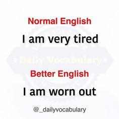 Slang English, English Idioms, English Phrases, Learn English Words, English Writing, English Lessons, English Learning Spoken, English Language Learning, Interesting English Words