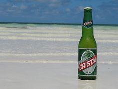 Holguin, Cuba  Love Crystal Beer in Cuba