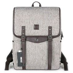 Laptop Backpacks for College Korean Style Backpack Brown School Bags for Men 116 #Herz #Backpack