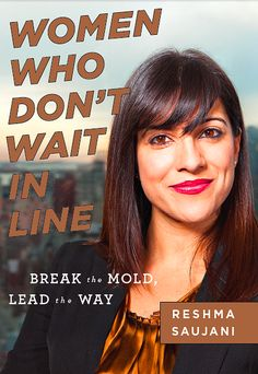 Reshma Saujani, Founder of Girls Who Code & Political Entrepreneur, and Author of Women Who Don't Wait in Line joins us on #OfficeHours! http://levo.im/IL5DNC