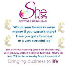 Book today and join 26 other women who already have! Www.She-Enjoys.co.uk