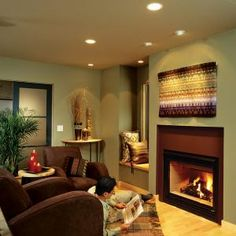 Give your living room a stunning new look and feel by adding DIY recessed lights. These steps will help you add recessed lighting with minimum tear-out and patching.
