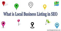 What is #Local_Business_Listing in #SEO? #LocalBusiness Listing is an SEO Off-Page strategy which is used to place online/offline business on business listing websites/directories in order to get found on the local search results for locally based services/products seekers. Read more here: http://searchenginestream.com/what-is-local-business-listing-in-seo/