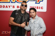 Sean Paul and fans